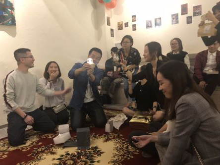 Alumni celebrate Christmas in Guangzhou