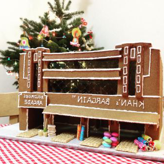 Gingerbread version of Khan's Bargains